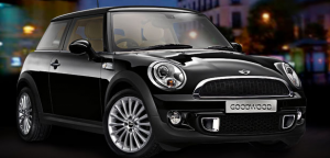 BMW mini image for speeaker bluetooth